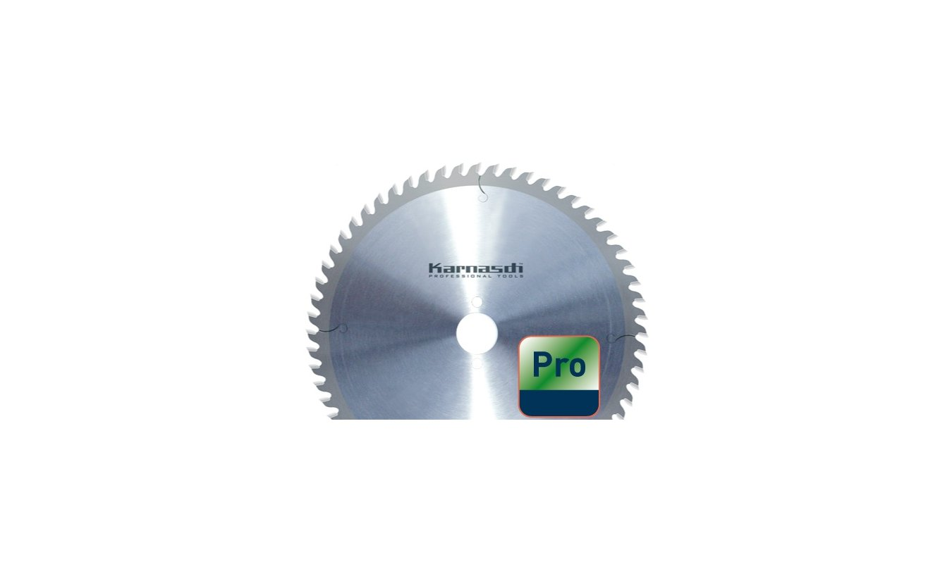 Karnasch HM Cirkelzaagblad - 255x30 36 tanden