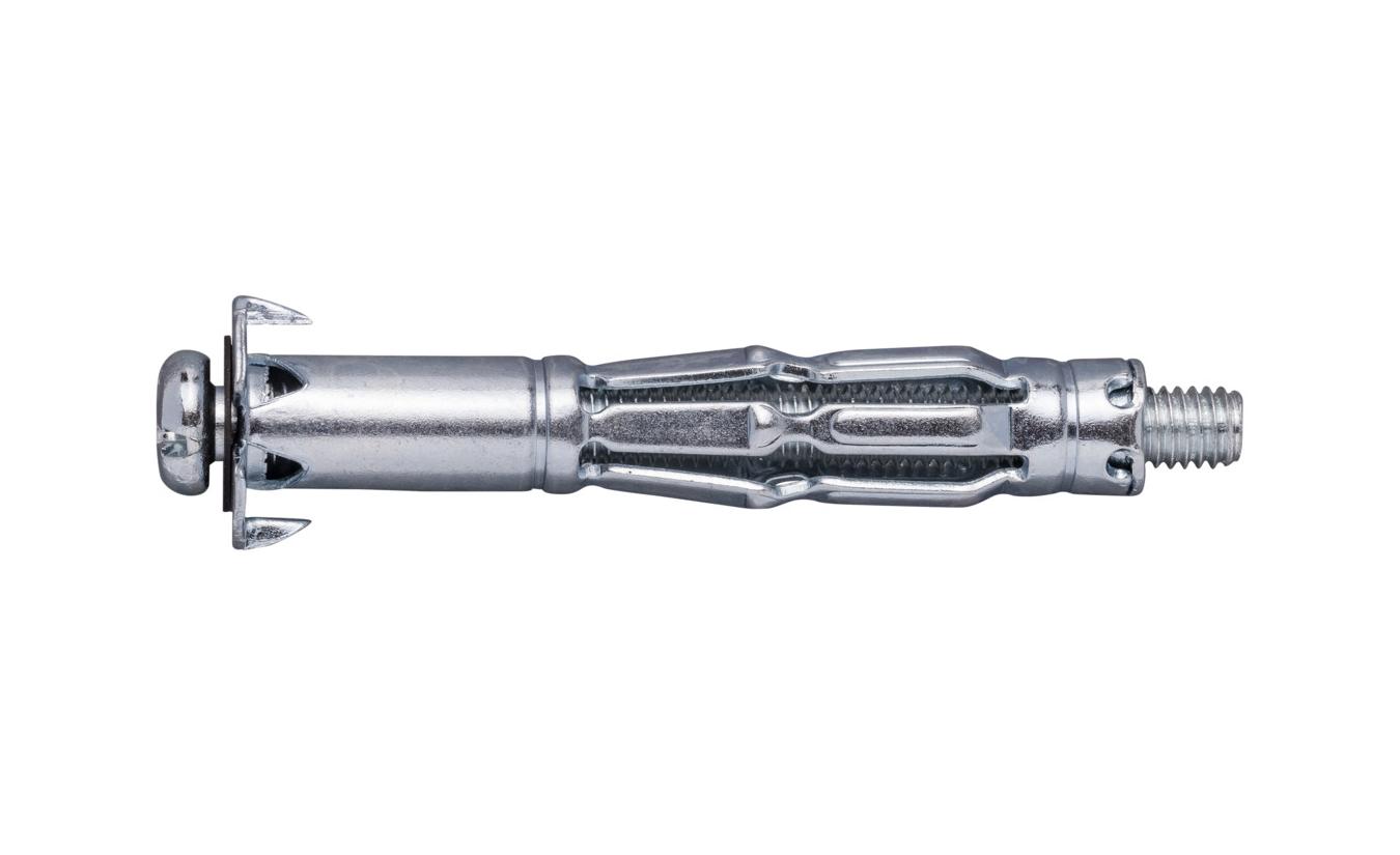 Holle wand anker 12x71 (16x23) M6 (50 stuks)