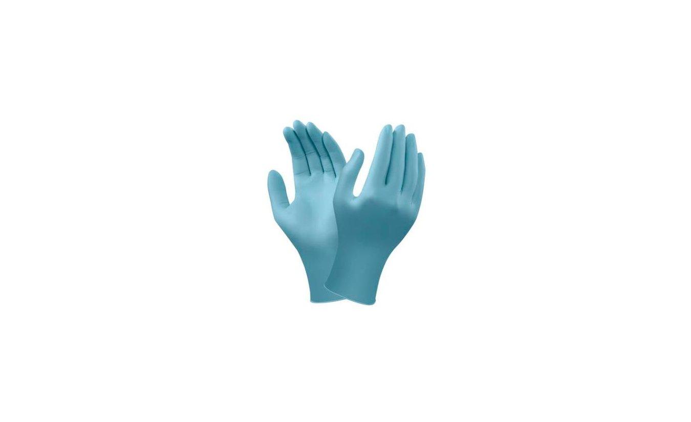 Nitril handschoenen poedervrij XL