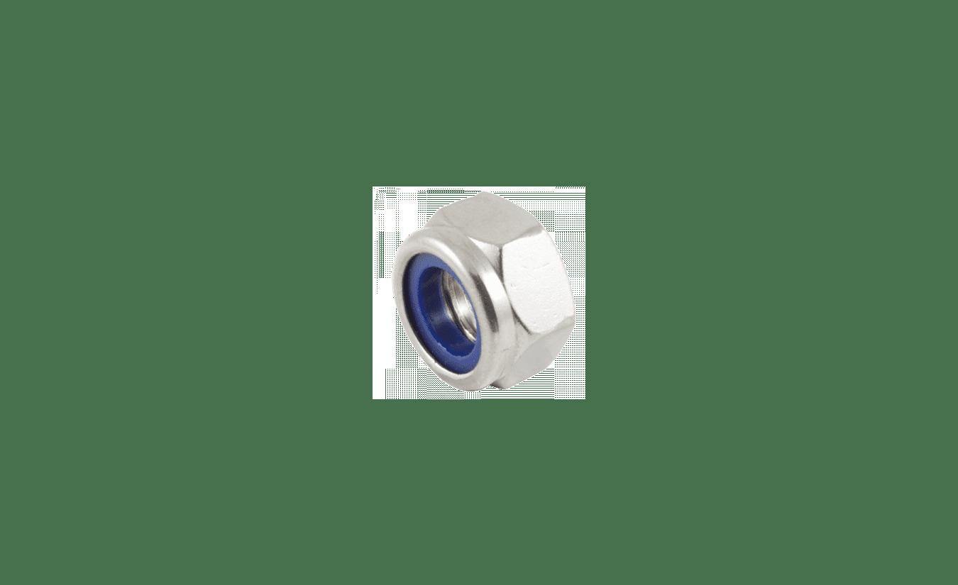 Borgmoeren RVS A2 DIN 985 M3 - 200 stuks