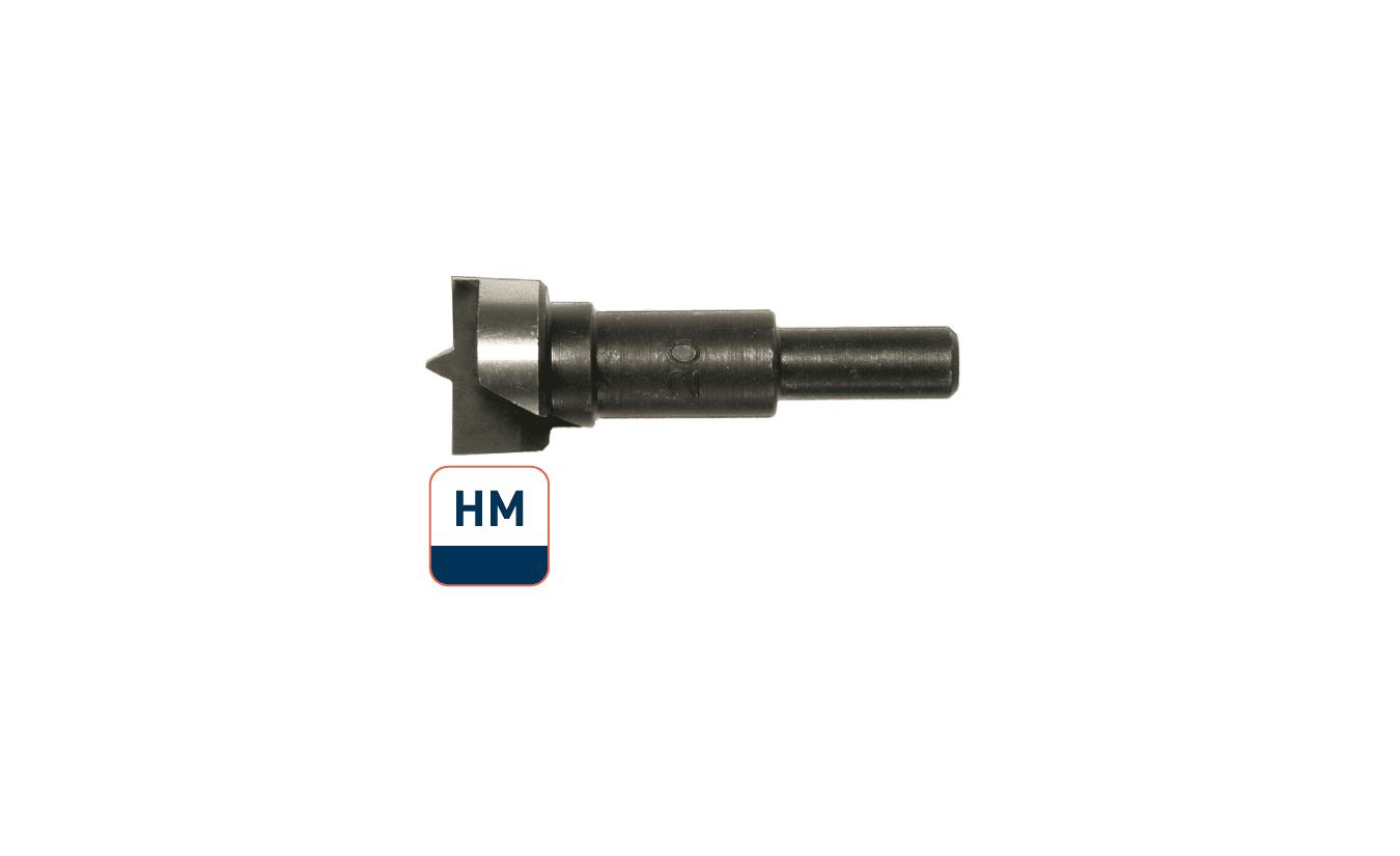 Rotec HM Scharnierboor 35mm
