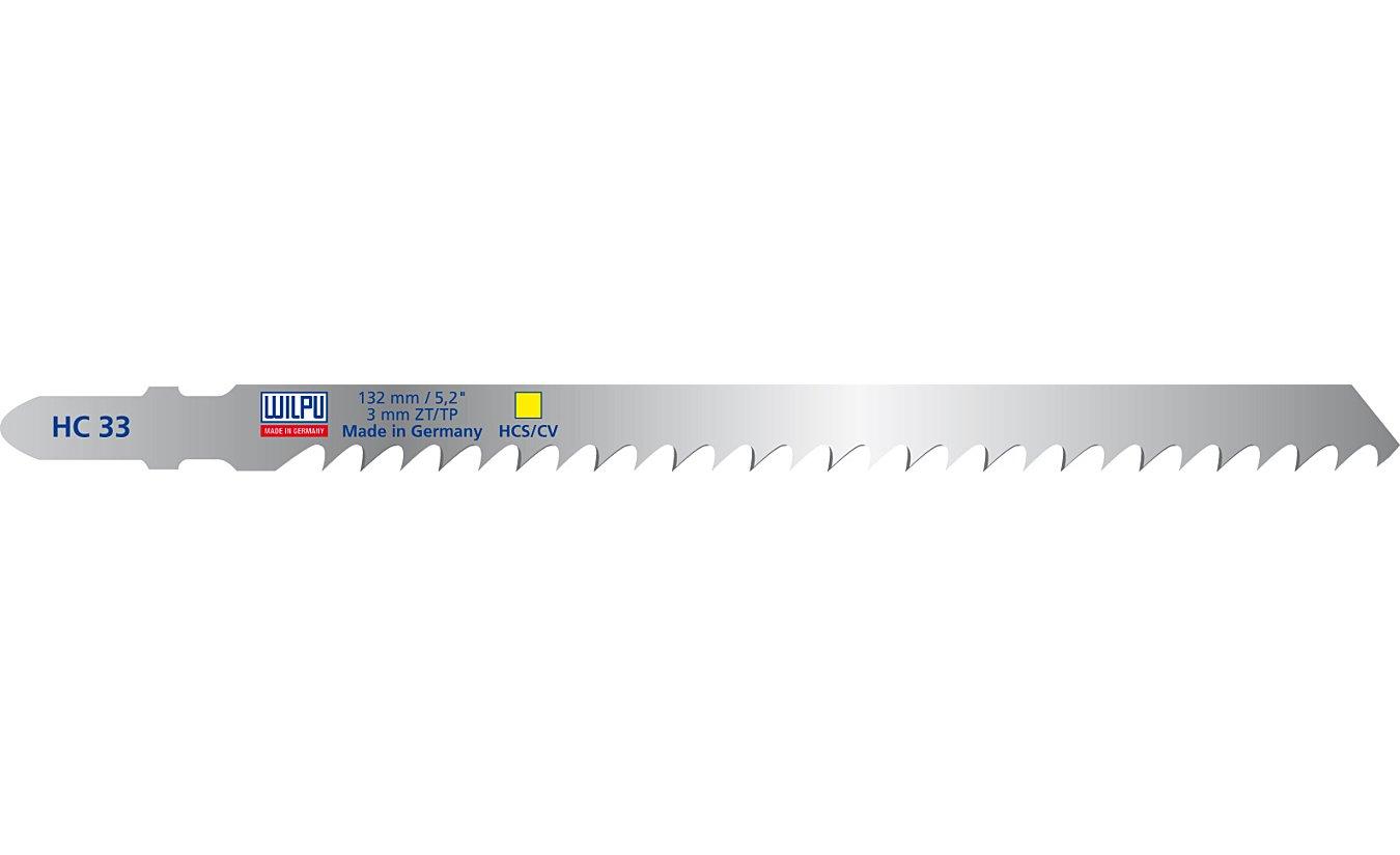 Decoupeerzagen Wilpu HC 33 extra lang snel en zuiver, voor alle hout en kunststof