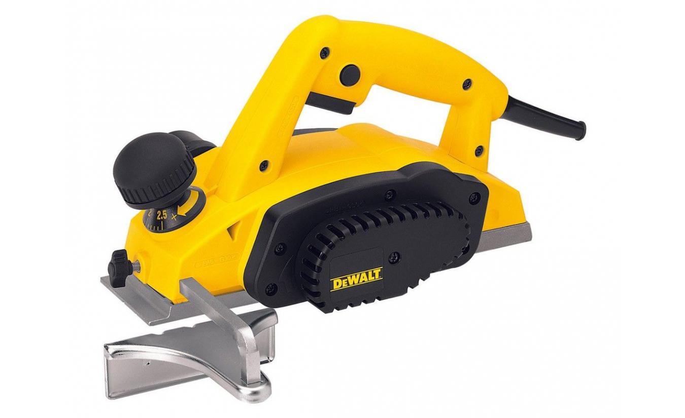 DeWalt schaafmachine DW680 600 watt