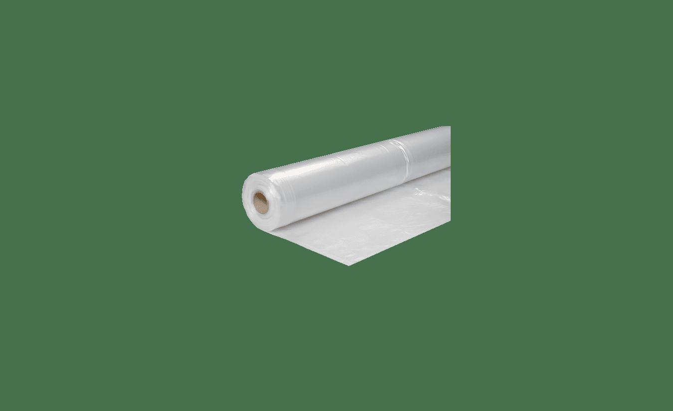 Bouwfolie Foliefol - T100 6x50 transparant