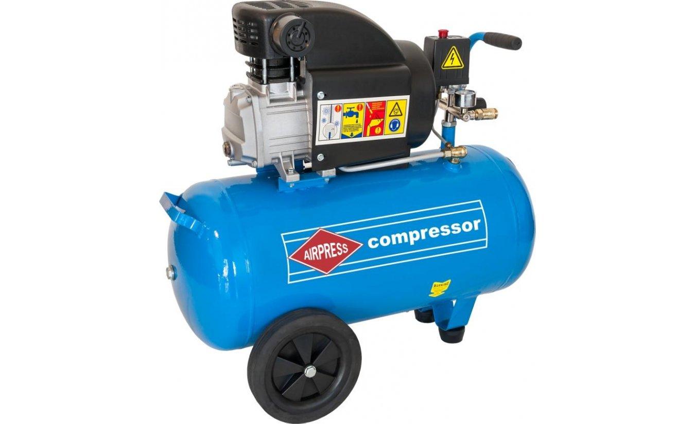 Airpress HL 275-50 compressor 50 liter 8 bar