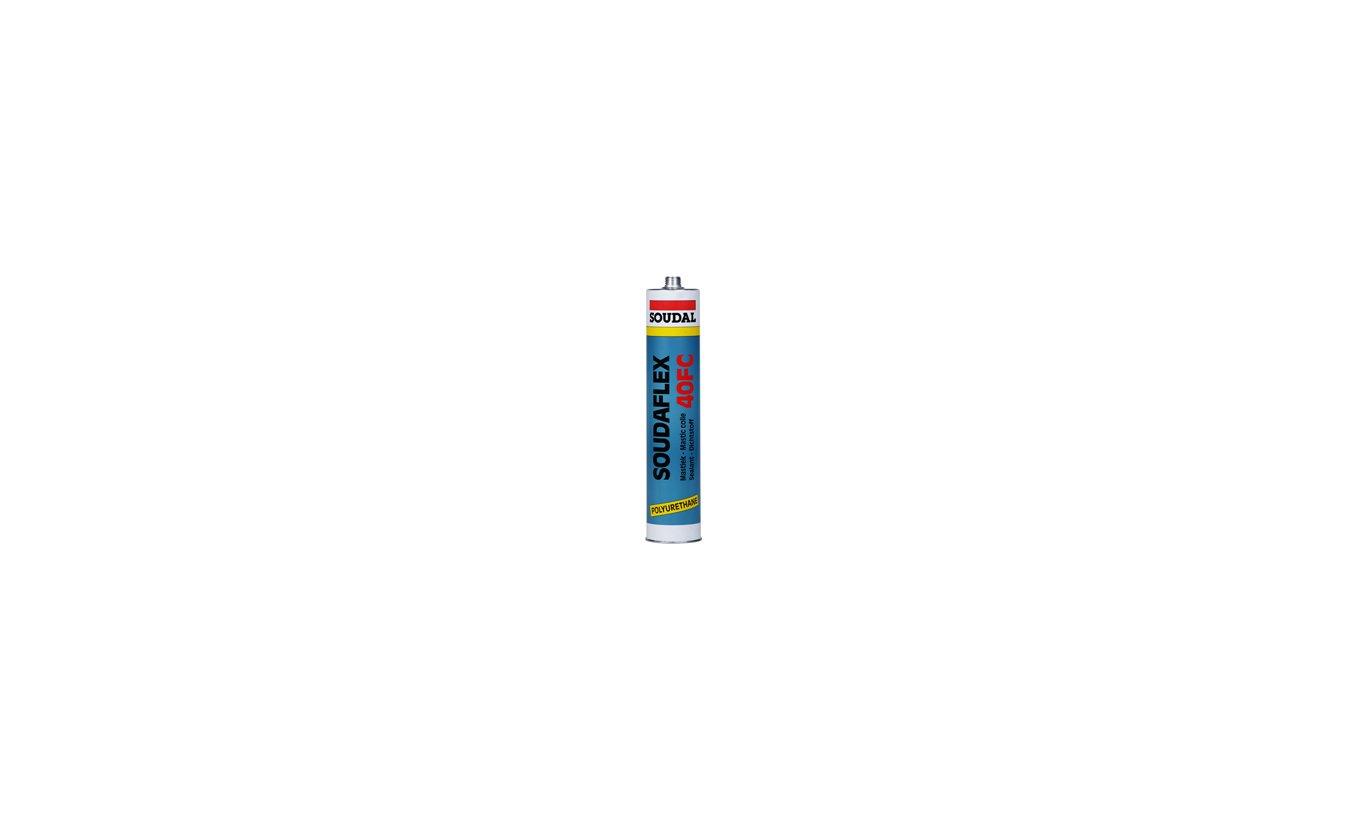 Soudal Soudaflex 40FC - wit 310ml